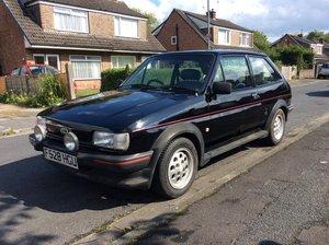 1988 ford fiesta xr2 f reg low miles bargain must For Sale