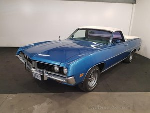 Ford Ranchero 1971  For Sale by Auction