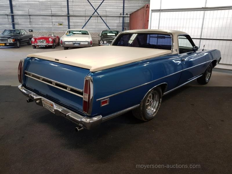 Ford Ranchero 1971  For Sale by Auction (picture 6 of 6)