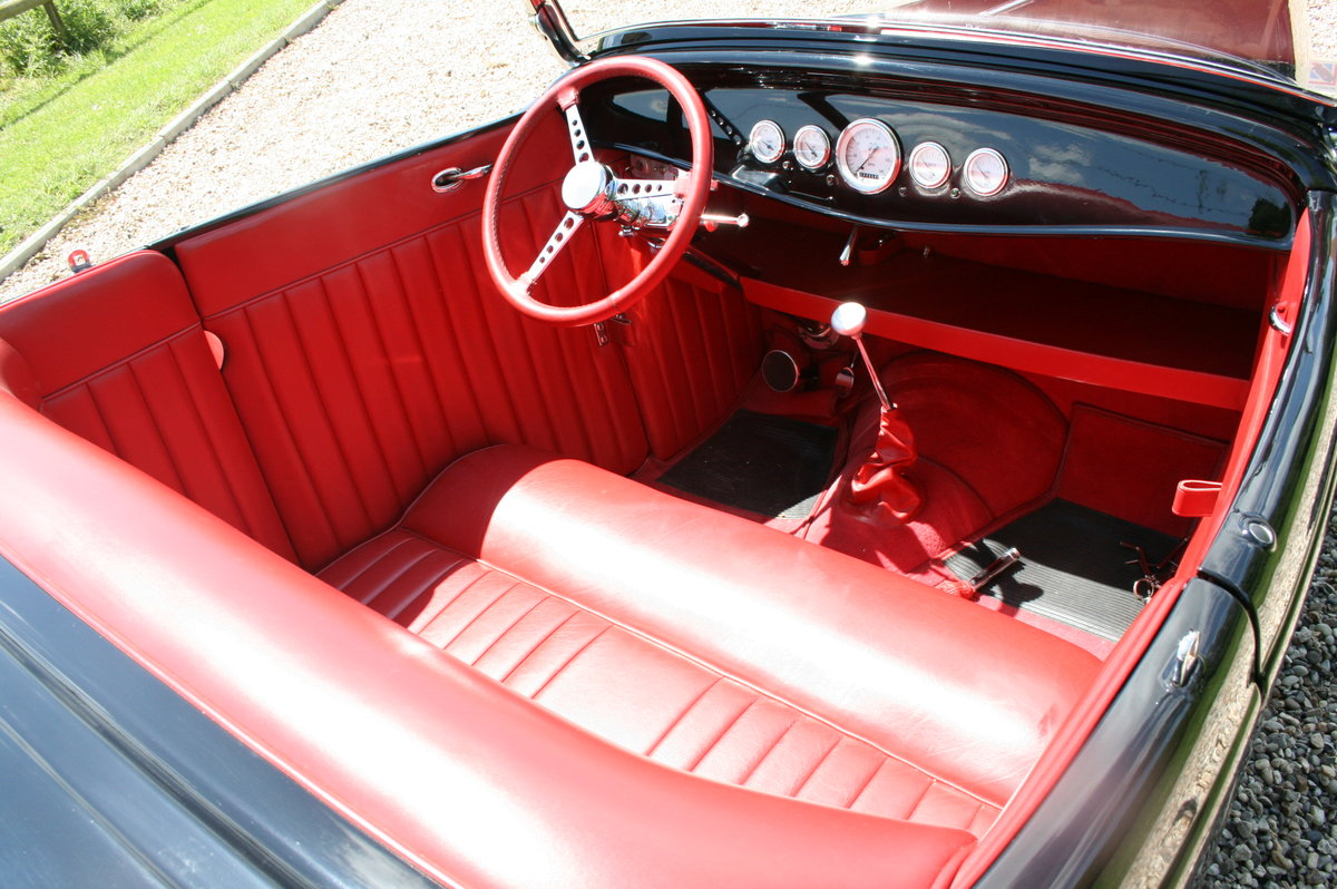 1932 '32 Ford Model B Highboy Roadster V8 Hot Rod,All Steel Body For Sale (picture 3 of 6)