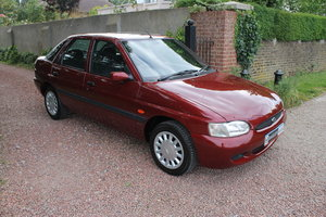 1999 Museum Quality Escort MkVI 1.6 Flight With Just 18k Miles SOLD