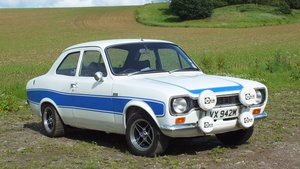 1973 Mk1 Ford Escort RS2000 LVX942M