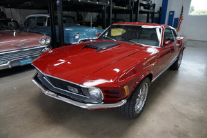 1970 Ford Mustang Mach1 351 V8 Fastback SOLD