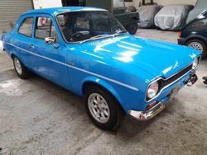 1974 Ford Escort GT Mk1 RS1600 evocation