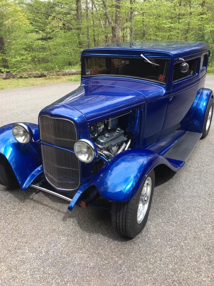 1931 Ford Vicky (West Greenwich, RI) $34,900 obo For Sale (picture 1 of 6)