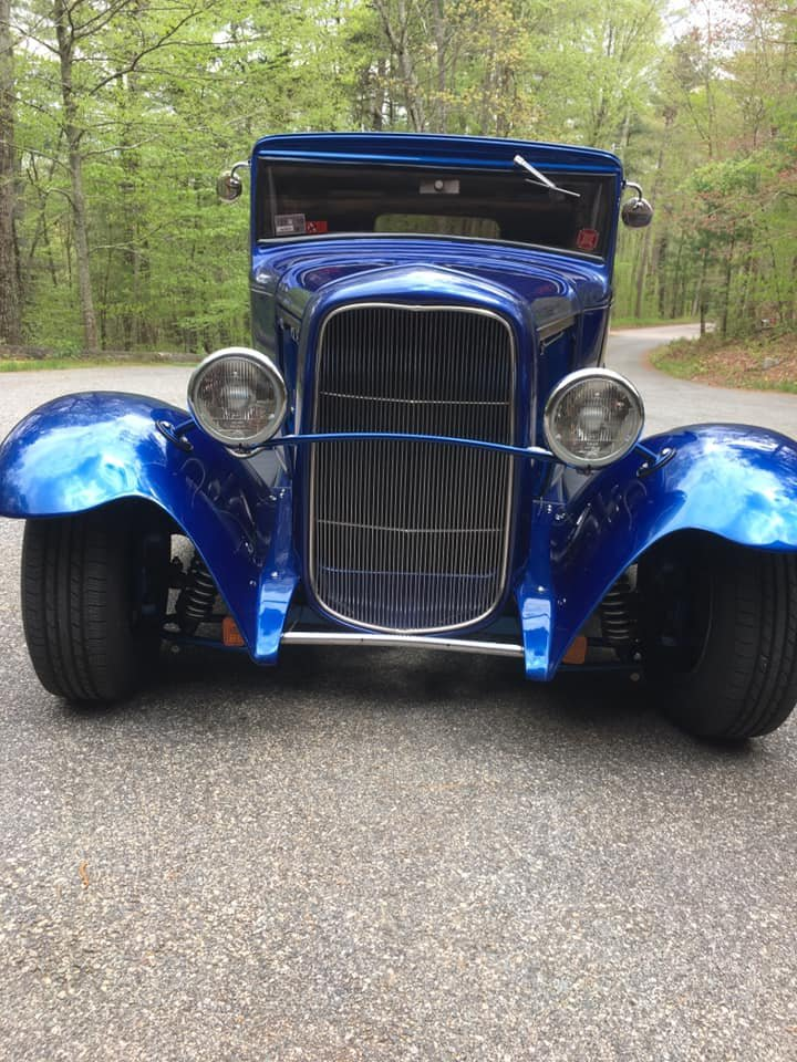 1931 Ford Vicky (West Greenwich, RI) $34,900 obo For Sale (picture 2 of 6)