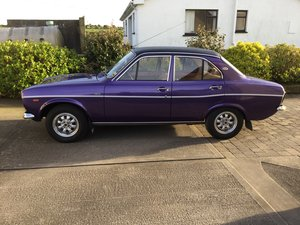 1974 Ford Escort For Sale