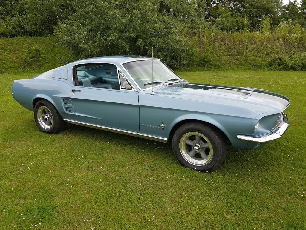 1967 Ford Mustang Fastback V8 and a four speed  For Sale (picture 3 of 6)