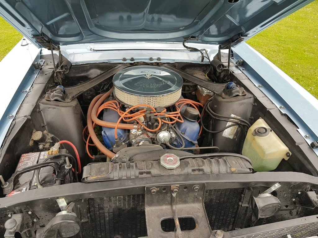 1967 Ford Mustang Fastback V8 and a four speed  For Sale (picture 6 of 6)