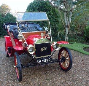 1912 FORD MODEL T TOURER - RHD