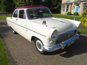 1958 Ford Consul Mk2 highline.  For Sale