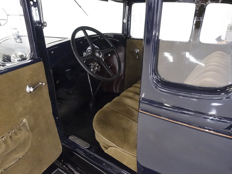 1930 Ford Model A Deluxe Rumble Seat Coupe For Sale (picture 3 of 6)