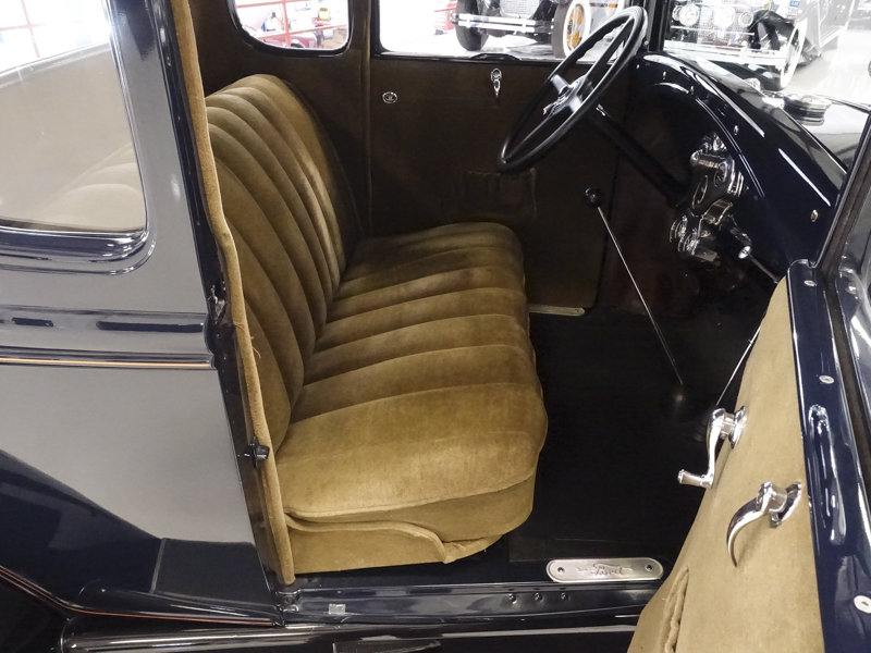 1930 Ford Model A Deluxe Rumble Seat Coupe For Sale (picture 4 of 6)