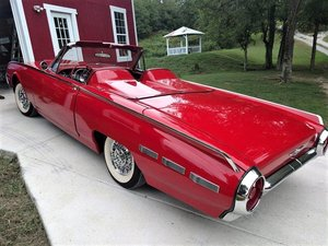 1962 Ford Thunderbird Dealer-added Roadster Pkg For Sale