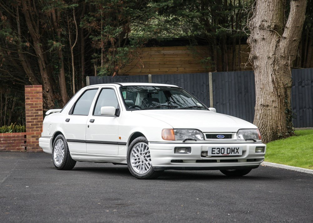 1988 Ford Sierra Sapphire RS Cosworth 2WD For Sale (picture 1 of 3)