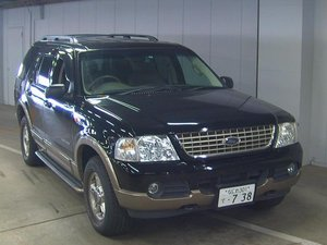 2003 FORD EXPLORER 4.6 EDDIE BAUER AUTOMATIC * 7 SEATER 4X4 LEATH For Sale