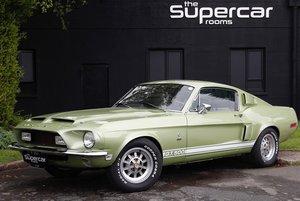 1968 Shelby Mustang GT500 - Recent Restoration