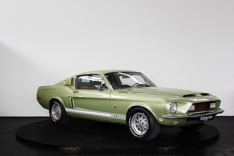 1968 Shelby Mustang GT500 - Recent Restoration For Sale (picture 2 of 6)