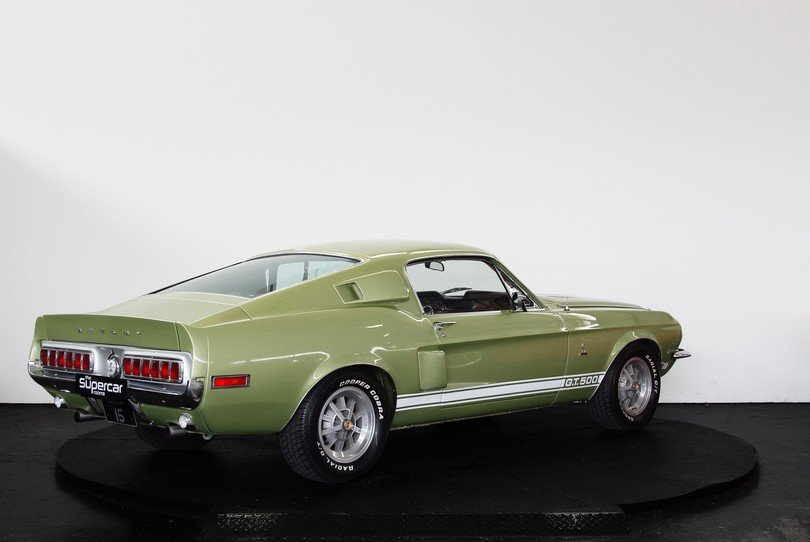 1968 Shelby Mustang GT500 - Recent Restoration For Sale (picture 3 of 6)