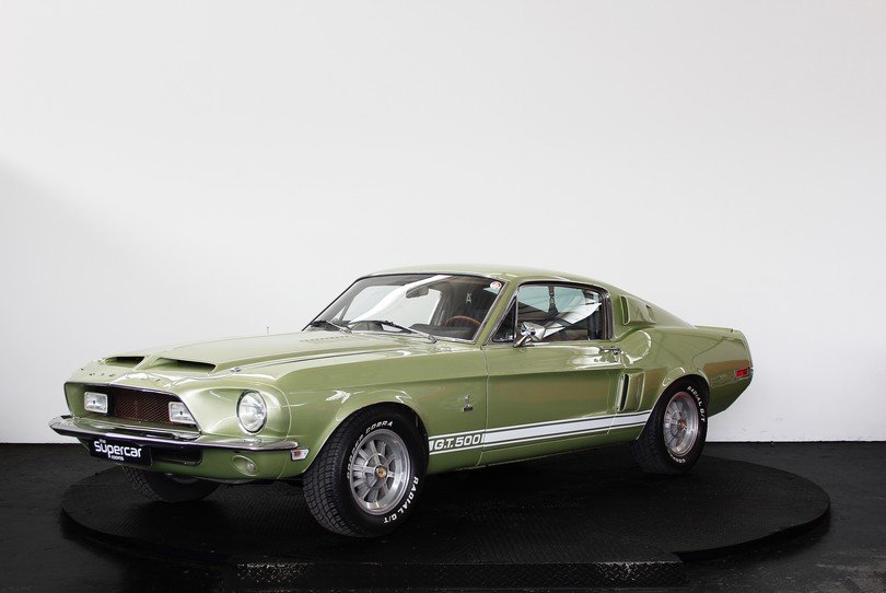 1968 Shelby Mustang GT500 - Recent Restoration For Sale (picture 5 of 6)