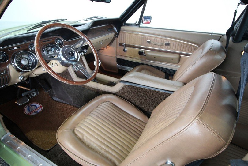 1968 Shelby Mustang GT500 - Recent Restoration For Sale (picture 6 of 6)