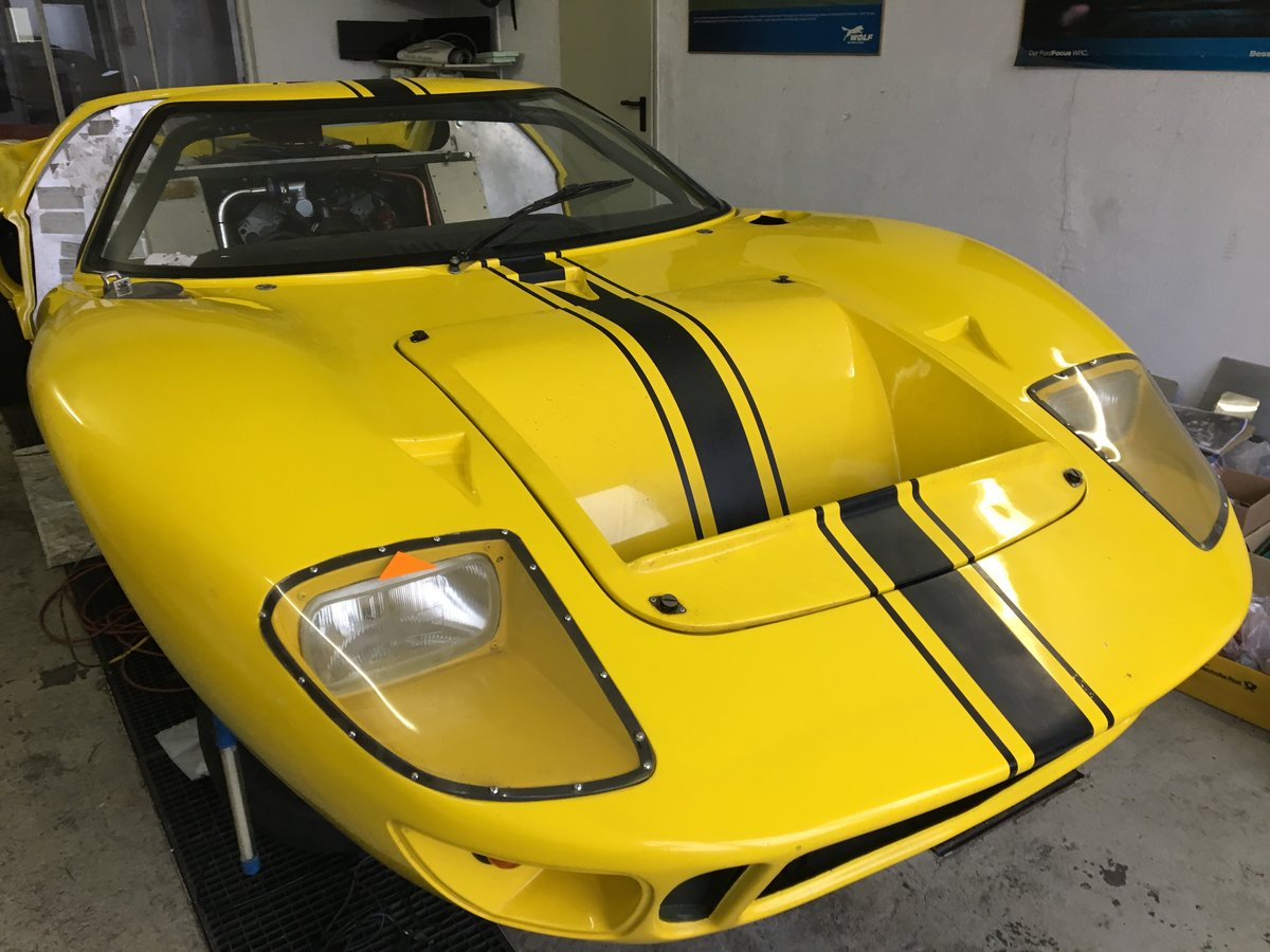 """1979 Ford GTD project """"#1075"""" For Sale (picture 2 of 6)"""