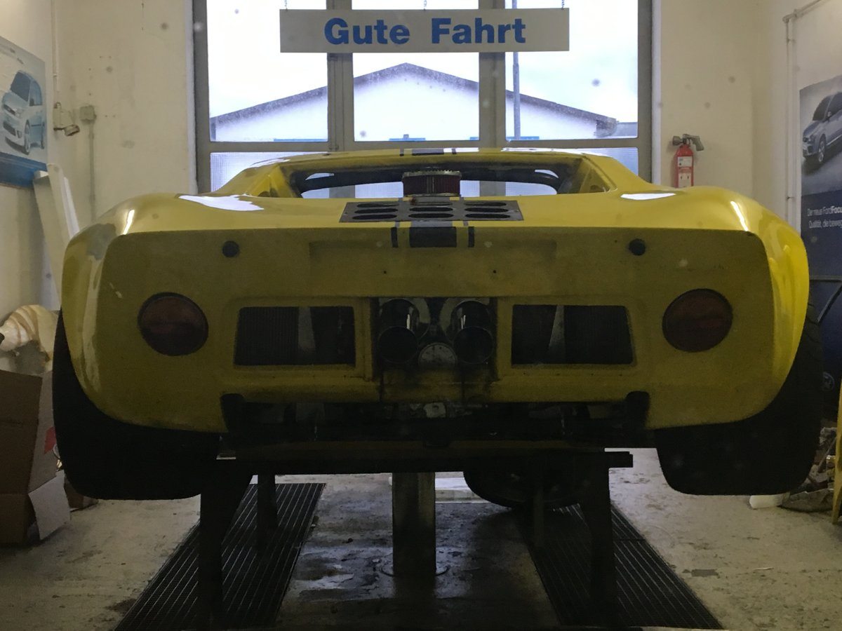 """1979 Ford GTD project """"#1075"""" For Sale (picture 3 of 6)"""