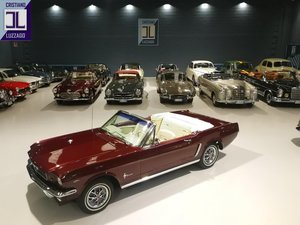 Picture of 1965 FORD MUSTANG 289 V8 CONVERTIBILE  SOLD