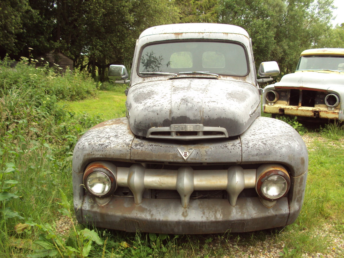1951 ford f1 panel For Sale (picture 2 of 6)