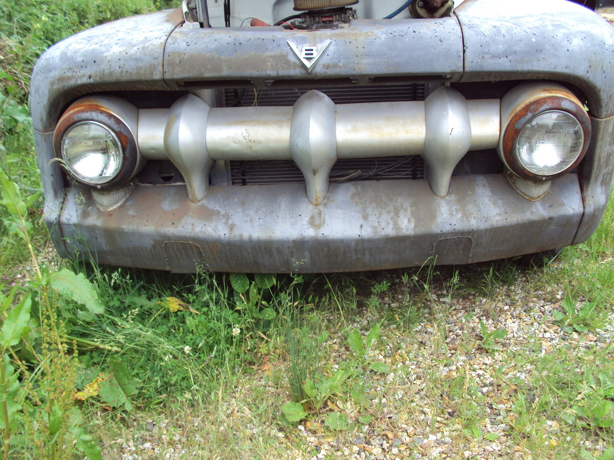 1951 ford f1 panel For Sale (picture 5 of 6)