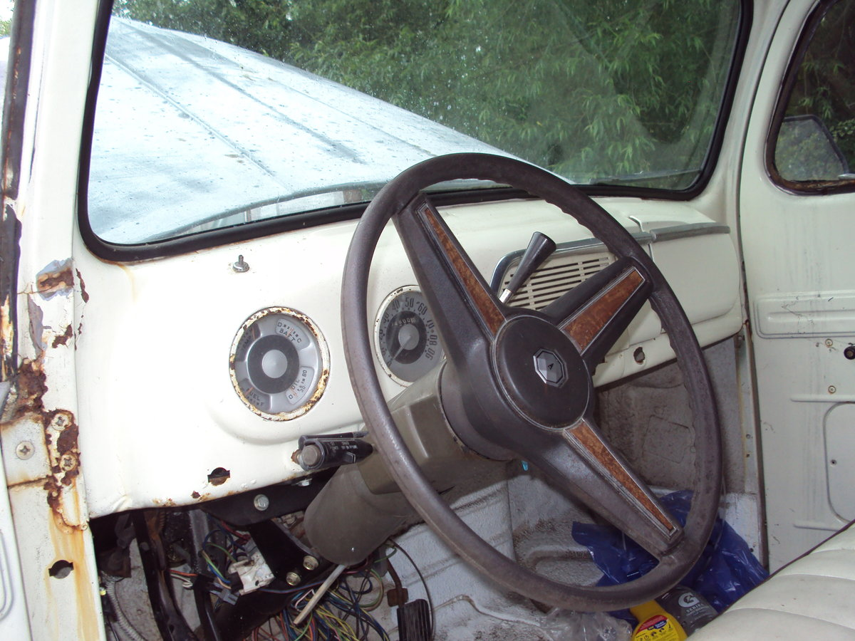 1951 ford f1 panel For Sale (picture 6 of 6)