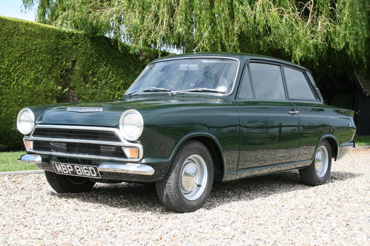 1966 MK1 Ford Cortina GT Now Sold, More Classic Ford's Wanted (picture 1 of 6)