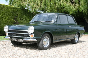 1966 MK1 Ford Cortina GT 2 door. 1 owner for the last 30 years... For Sale