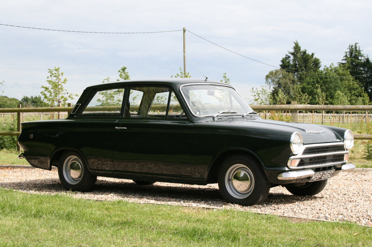 1966 MK1 Ford Cortina GT Now Sold, More Classic Ford's Wanted (picture 6 of 6)