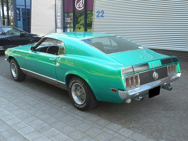 1970 FORD MUSTANG MACH 1 For Sale (picture 2 of 6)