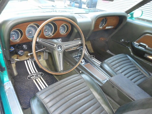 1970 FORD MUSTANG MACH 1 For Sale (picture 3 of 6)