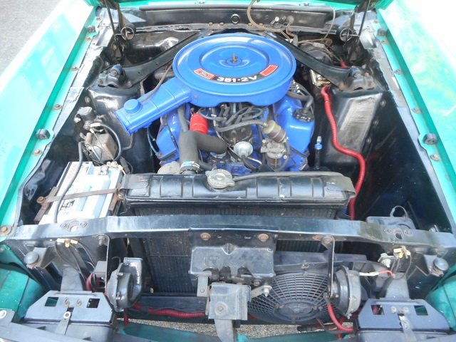1970 FORD MUSTANG MACH 1 For Sale (picture 5 of 6)