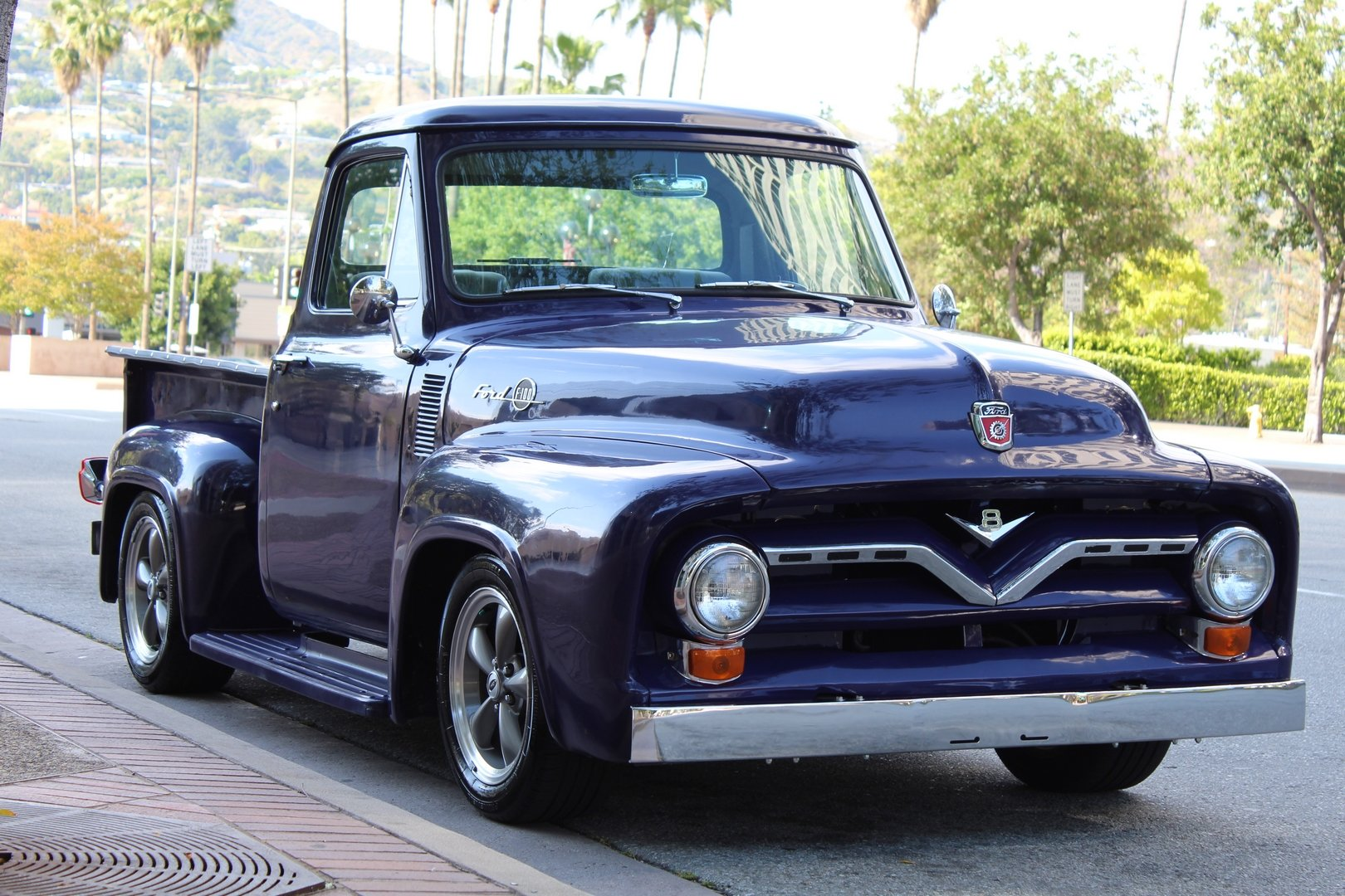 1955 FORD F100 SOLD (picture 1 of 6)