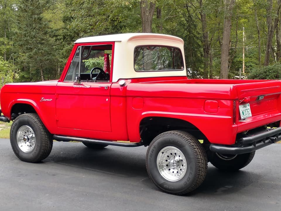 1966 Ford Bronco (East Kingston, NH) $39,995 obo For Sale (picture 1 of 2)