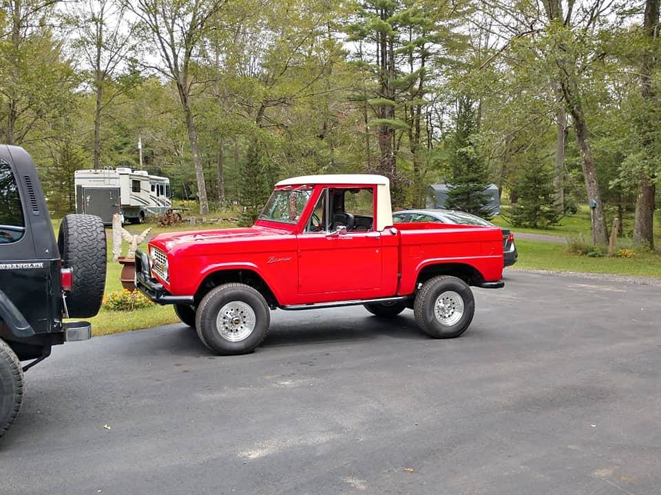 1966 Ford Bronco (East Kingston, NH) $39,995 obo For Sale (picture 2 of 2)