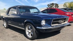 1967 Ford Mustang 289 V8 Auto With Power Steering