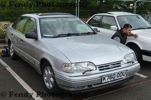 1993 Ford Granada Scorpio low mileage may take part ex For Sale