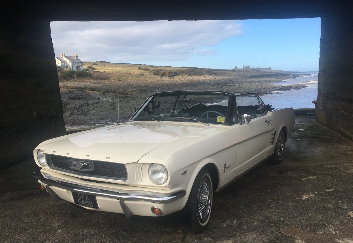 HIRE SELF DRIVE 1966 MUSTANG V8 CONVERTIBLE For Hire (picture 1 of 5)