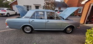 1970 Ford cortina mk2 1300 deluxe For Sale