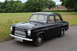 Ford Prefect 1958 - To be auctioned 26-07-19 For Sale by Auction