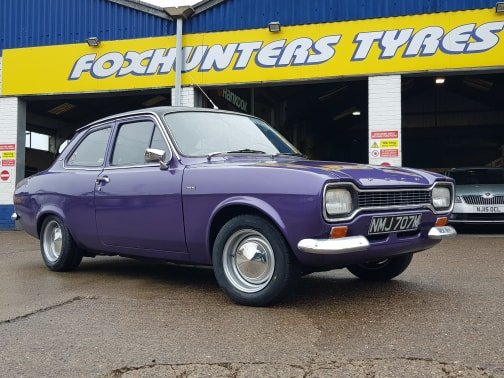 1973 Ford Escort Mk1 For Sale (picture 1 of 6)
