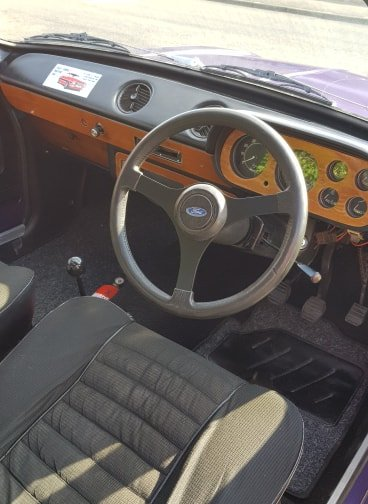 1973 Ford Escort Mk1 For Sale (picture 4 of 6)