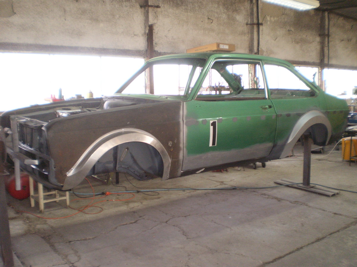 1974 Ford Escort Mk2 Gr2 or Gr4 project (finished) For Sale (picture 1 of 6)