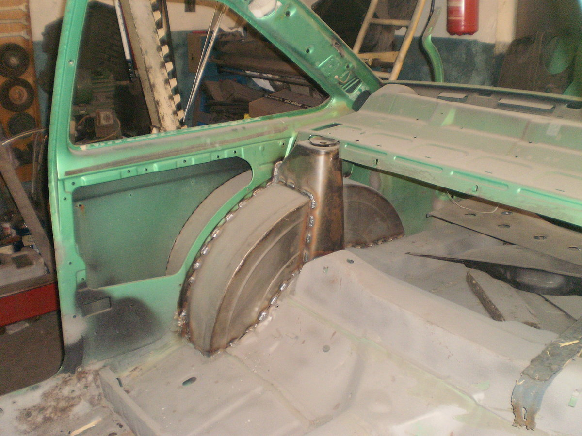 1974 Ford Escort Mk2 Gr2 or Gr4 project (finished) For Sale (picture 4 of 6)