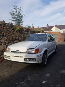1993 Genuine Fiesta RS1800 Project
